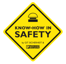 Know-how in safety sign