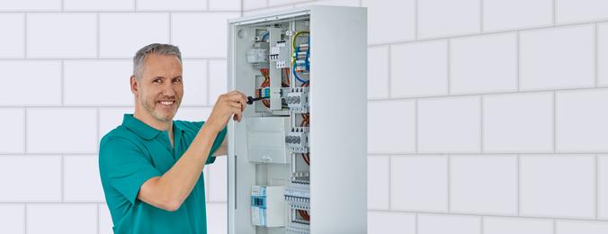 Soluzioni per installazioni elettriche
