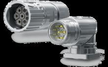 M17-M40 PRO series circular connectors