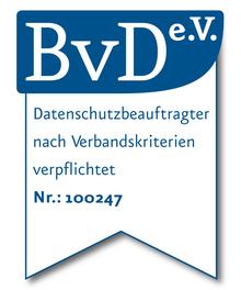 Logo BvD e.V.