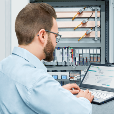 Energy measurement in just three steps – intuitive configuration and commissioning