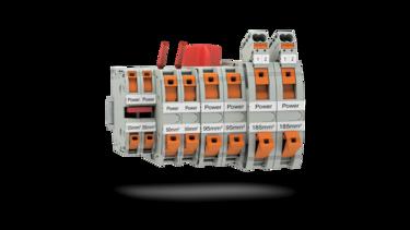 PTPOWER terminal block range