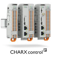 AC charging controllers