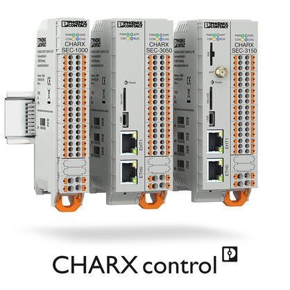 AC-laadcontrollers