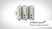 CHARX control modular -AC-latauskontrollerit