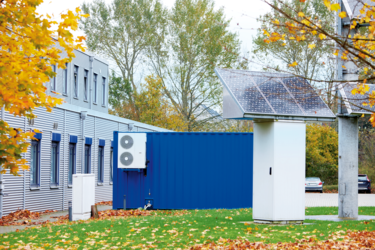 Battery storage systems by Power Innovation GmbH