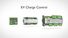 CHARX control charging controllers