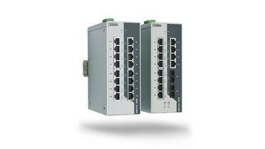 管理型交換器 3000 和 4000