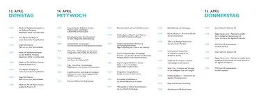 Konferenzagenda Dialog Days 2021
