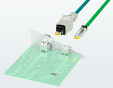 RJ45 for industrial applications
