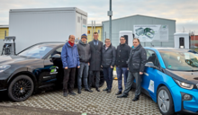 FastCharge project team