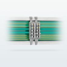 Adaptación sencilla al sistema de alimentación de Pepperl+Fuchs para la serie K y SC