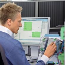 Szkolenie Systemy kontroli i sterowania z wykorzystaniem sterowników PLC firmy Phoenix Contact