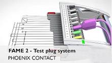 FAME 2: Test plug system