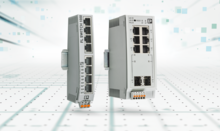 Intelligent networks for control cabinets