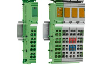 Inline RTD/NTDC en DALI2: inline I/O voor temperatuurregistratie