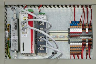 Parafoudre basse tension pour l'informatique dans l'armoire électrique