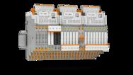 Sistema de relés lógicos programable