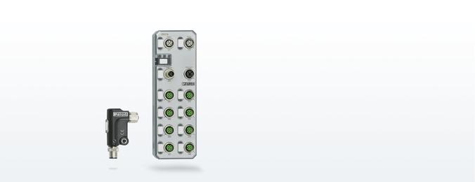 Systèmes dE/S pour installation sur le terrain (IP65/67)