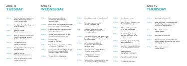 PHOENIX CONTACT Dialog Days conference agenda