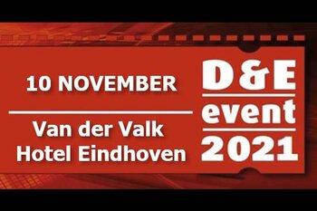 Logo D&E Event 2021