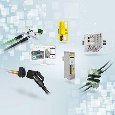 Nieuw producten uit de aansluit- en automatiseringstechniek