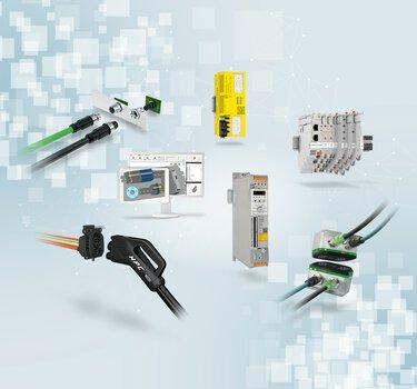 Nouveaux produits issus de la technologie de raccordement, de la technologie d'automatisation et de l'électromobilité