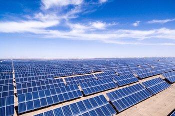 Système de gestion de la centrale solaire de Phoenix Contact
