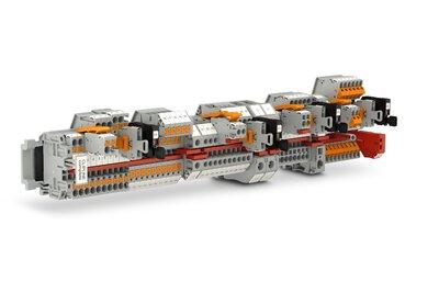 接線板以符合經濟效益的方式靈活實現負載和控制電流分配