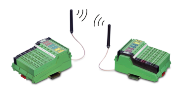 Transmit your I/O signals reliably using the Wireless MUX