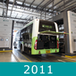 2011: Charging connection system for electric buses