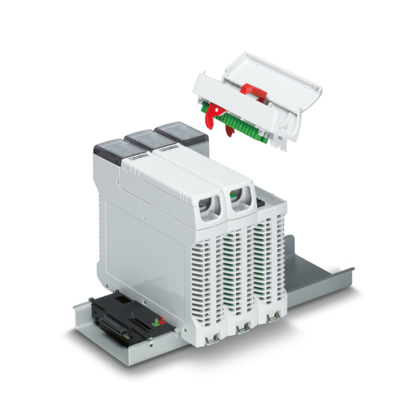 ME-PLC multifunctional housings