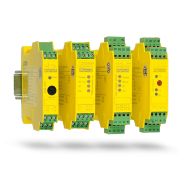 PSRclassic safety relays