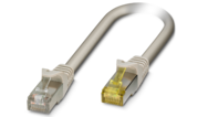 RJ45 patch cables for building applications – reliable data transmission in accordance with CAT6A