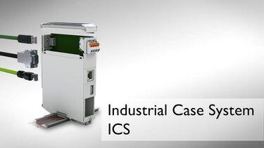 ICS series electronics housings