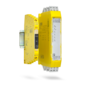 Highly compact safety relays starting from 6 mm