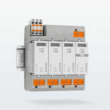Type 2 Push-in surge protection