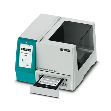 Промышленная система печати THERMOMARK 2.0 от Phoenix Contact