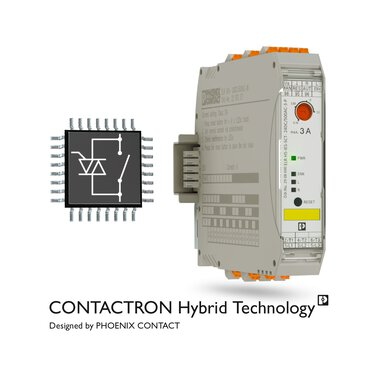 CONTACTRON 하이브리드 기술