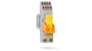 Force-guided coupling relay – safety through force-guided contacts
