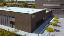 New EBZ training and research center building