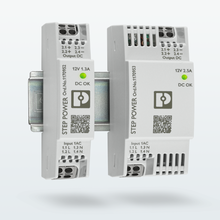 STEP POWER power supplies for e-mobility