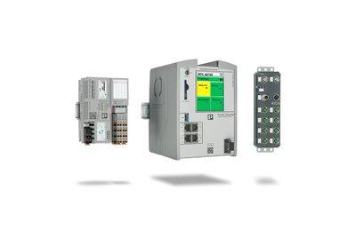 菲尼克斯電氣的控制器和 I/O 系統