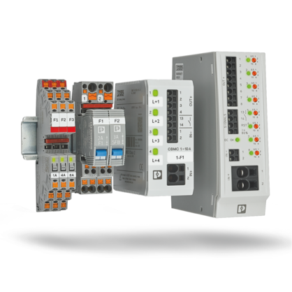 Device circuit breakers