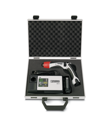 Battery-powered screwdriver set