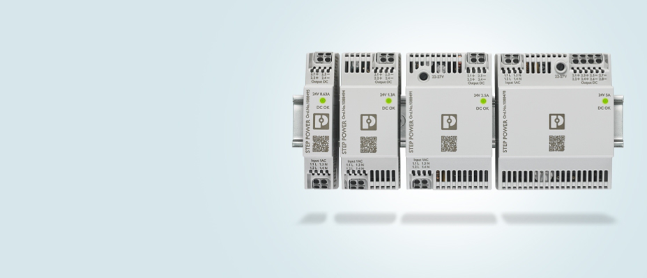 STEP POWER – Compact and reliable