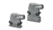 Heavy-duty connectors with more wiring space – Ideal for modular applications