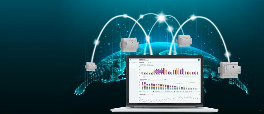 System archiwizacji i wizualizacji oraz analizy danych pomiarowych w chmurze