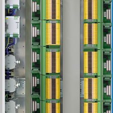 System cabling with Termination Carrier