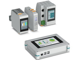 Housings with displays and keypads